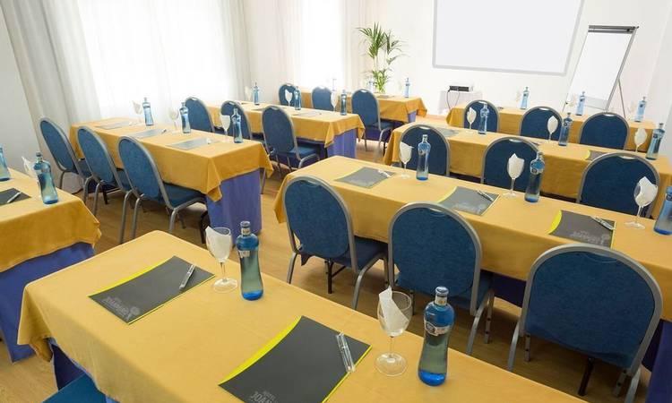 Konferenzraum Zurbarán Hotel Joan Miró Museum Palma